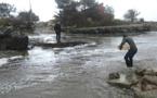 Inondations : Les Marines de Folelli de nouveau enclavées, des habitants angoissés et excédés !
