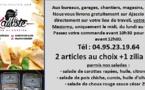 Ajaccio et région : Un repas sur votre lieu de travail pour… 5 € !