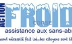 Ajaccio : Collecte de vêtements et de couvertures à Saint-Roch pour  « Action froid Corse »