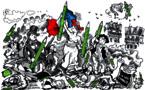 Plantu, un esprit libre à Bastia