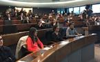 Ajaccio : Rentrée pour le Conseil municipal des Jeunes