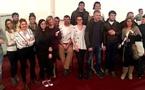 Remise des diplômes au Lycée agricole de Borgo