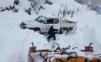 Neige : Une opération de secours pour les éleveurs