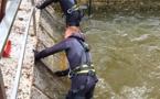 Porto-Vecchio : Les pompiers interviennent sur la prise d'eau de l'Osu