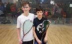 Un beau parcours pour Antonin Romieu au French Open Junior de Squash de Lille