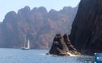 Scandola : Finis la navigation et le mouillage des grands navires