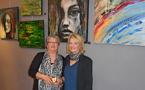 Elise Milano et Brigitte Dumoulin au Locu Teatrale jusqu'au 2 mars