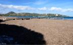 La baie de Santa Giulia envahie par les posidonies