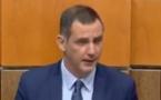 Visite présidentielle : Le discours de Gilles Simeoni