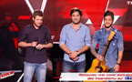 """Incantèsimu"" enchante les coachs de The Voice"
