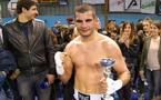 Joseph Antoine Legato : nouvelle victoire pour son 4ème match professionnel