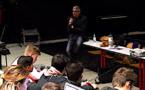 Bastia : Le journaliste politique Jean-François Achilli à la rencontre des lycéens