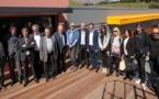 Forestiers-Sapeurs, gardes du Littoral Agents de l'Environnement : Inauguration d'une base logistique du Département à Afa