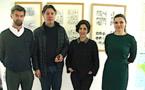 Festival de la BD de Bastia : L'expo « Prix des lycéens »