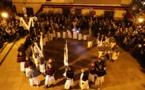 A Calvi, la procession di a Granitula suivie par une foule immense