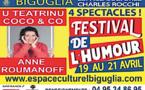 Biguglia : Les trois coups pour le festival de l'humour