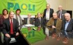 Le Consul des USA et le président émérite de la Paoli Business and Professional Association en Corse lundi et mardi