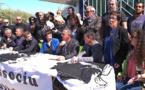 Prison de Borgu : Plus de 200 personnes protestent contre le non rapprochement des prisonniers politiques