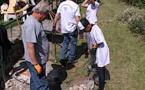 Bastia : 4ème chantier de jeunes de la mairie de Bastia