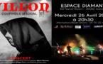AJaccio : Jean-Bruno Chantraine chante Villon