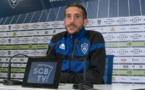 Florian Raspentino, attaquant SCB