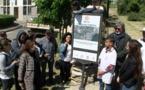 Bastia : Quand des jeunes rénovent le sentier des Torrette