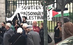 Ajaccio : Soutien envers les prisonniers palestiniens
