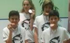 Championnat de France UNSS de Squash : Le collège de l'Ile-Rousse en bronze