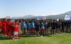 Football : Ouverture du championnat de France UNSS minimes à Biguglia