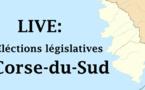 LIVE - Législatives Corse-du-Sud : Toutes les infos, résultats et réactions