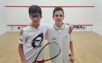 """""""Toto"""" Romieu en finale de L'Open junior de Squash à Riccione"""