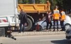 Sarrola : Un carambolage fait quatre blessés