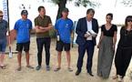 La CAB a présenté lundi une offre de loisirs étoffée à la base nautique de l'Arinella