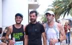 Trail di A Santa Maria : Loïc Leonardi et Franck Biaggi ex-æquo