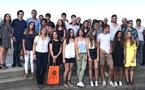 Les lauréats du Bac mention « très bien » reçus à la mairie de Bastia