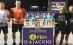 Open d'Ajaccio: Duo de choc!