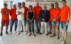 Bastia : Le vice-amiral Jacques de Solms rend visite à la SNSM