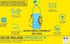 Fortes chaleurs: l'Agence Régionale de Santé de Corse rappelle bons réflexes