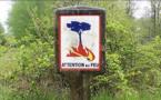 Risques d'incendie : Fermeture des massifs forestiers de Piana, Verghellu, Manganellu, de Tartaigne-Melaja, du Fango, de la foret de Bonifato et du terrotire del'Agriate le mardi 1e aout