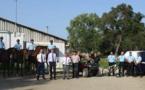 Plaine Orientale : La Cavalerie de la Garde Républicaine en renfort pour lutter contre les incendies