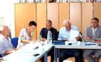 La gestion de l'eau au centre d'une réunion à la sous-préfecture de Calvi