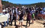 Bonifacio : Près de 200 personnes se rassemblent à la Rundinara