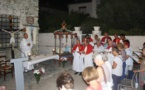 Santa Maria célébrée à Miomu