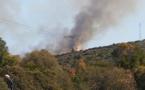 Région ajaccienne : Deux nouveaux départs de feu