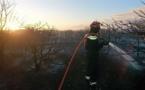 Bonifacio : Une vingtaine d'hectares ravagés par les flammes dans la nuit