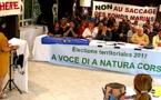 """Territoriales : """"A voce di a natura corsa"""" présentée à Biguglia"""