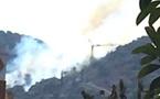 Incendie à Monticello : 3 hectares détruits par les flammes