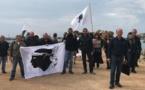 """U Rinnovu à Cavallo pour dénoncer la spéculation immobilière et """"un projet pharaonique"""""""