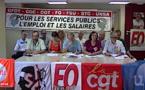 Loi travail : Les syndicats de Haute-Corse tous unis contre les «ordonnances Macron»