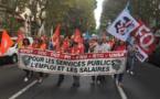 Bastia : Près de 1 500 personnes dans la rue pour défendre la fonction publique